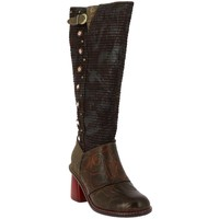 Chaussures Femme Bottes ville Laura Vita evcao 15 taupe