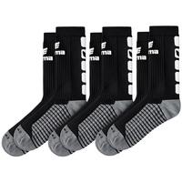 Accessoires Enfant Chaussettes Erima Lot de 3 paires de chaussettes  Classic 5-C noir/blanc