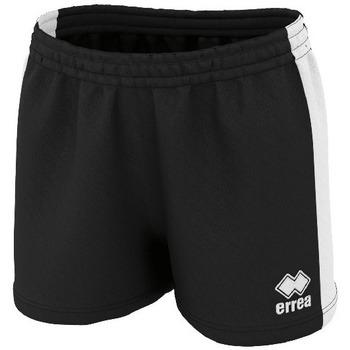 Vêtements Femme Shorts / Bermudas Errea Short femme  carys 3.0 noir/blanc