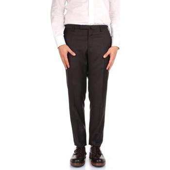 Vêtements Homme Pantalons de costume Incotex 1AT030 1010T marron