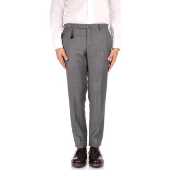 Vêtements Homme Chinos / Carrots Incotex 1AT030 1010T Gris