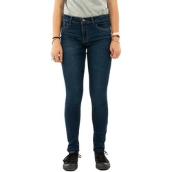 Vêtements Fille Jeans skinny Levi's np22507 710 super skinny d5k complex bleu