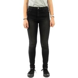 Vêtements Fille Jeans skinny Levi's np22527 720 high rise skinny k8b aj noir