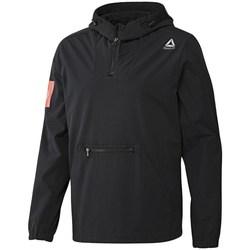 Vêtements Homme Vestes Reebok Sport Combat Lightweight Noir