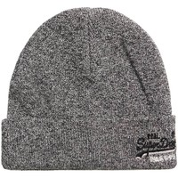 Accessoires textile Bonnets Superdry ORANGE LABEL BEANIE gris