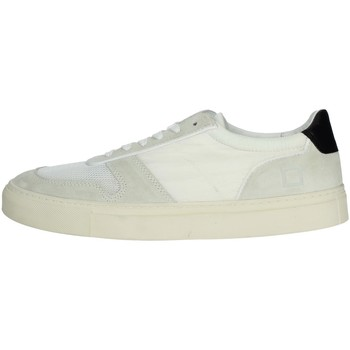 Chaussures Homme Baskets montantes Date COURT-2E Blanc