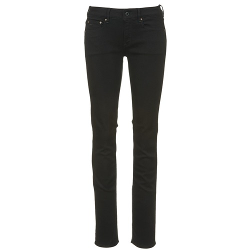 Jeans G-Star Raw ATTACC MID STRAIGHT Noir 350x350