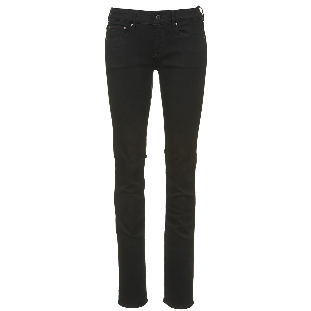 G-Star Raw ATTACC MID STRAIGHT Noir