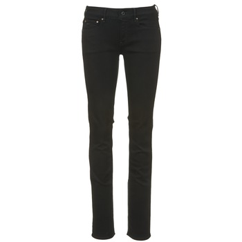 Jeans G-Star Raw ATTACC MID STRAIGHT Noir 350x350