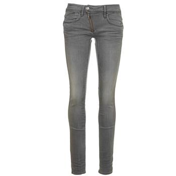 Vêtements Femme Jeans skinny G-Star Raw LYNN ZIP MID SKINNY Bleu