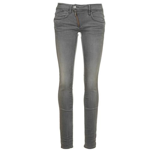 Jeans G-Star Raw LYNN ZIP MID SKINNY Bleu 350x350