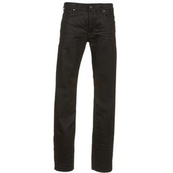 Vêtements Homme Jeans droit G-Star Raw ATTAC STRAIGHT Noir