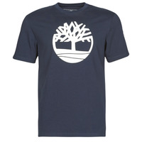 Vêtements Homme T-shirts manches courtes Timberland SS KENNEBEC RIVER BRAND TREE TEE Marine