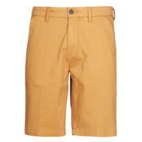 Vêtements Homme Shorts / Bermudas Timberland SQUAM LAKE STRETCH TWILL STRAIGHT CHINO SHORT Beige