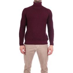 Vêtements Homme Pulls Gran Sasso 13131 32708 Pull homme Bordeaux Bordeaux