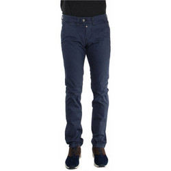 Vêtements Homme Shorts / Bermudas Timezone Pantalon chino  ref_47428 Indigo bleu