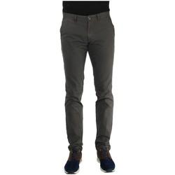 Vêtements Homme Chinos / Carrots Timezone Pantalon chino  ref_47677 Noir Noir