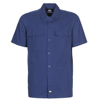 Vêtements Homme Chemises manches courtes Dickies PINE LAKE Marine