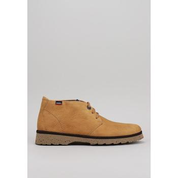 Chaussures Homme Boots CallagHan 40002 jaune