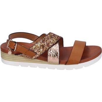 Chaussures Femme Sandales et Nu-pieds Rocco Barocco BP202 marron