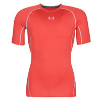 Vêtements Homme T-shirts manches courtes Under Armour UA HEATGEAR ARMOUR Rouge