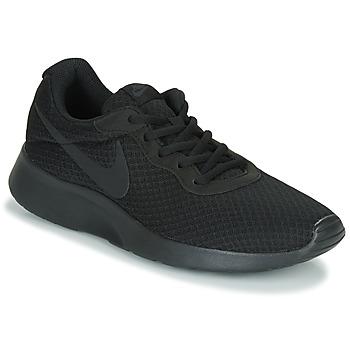 Chaussures Homme Baskets basses Nike TANJUN Noir