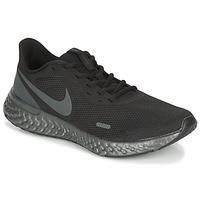 Chaussures Homme Running / trail Nike REVOLUTION 5 Noir