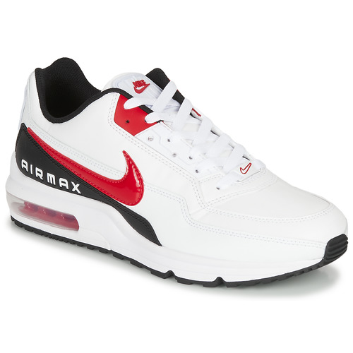 Chaussures Homme Baskets basses Nike AIR MAX LTD 3 Blanc / Noir / Rouge