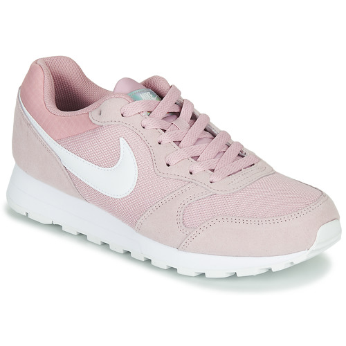Chaussures Femme Baskets basses Nike MD RUNNER 2 Rose