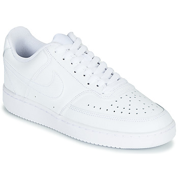 Chaussures Femme Baskets basses Nike COURT VISION LOW Blanc