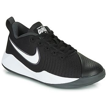 Chaussures Enfant Multisport Nike TEAM HUSTLE QUICK 2 GS Noir / Blanc