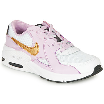 Chaussures Fille Baskets basses Nike AIR MAX EXCEE PS Noir / Rose