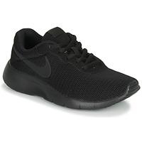 Chaussures Enfant Baskets basses Nike TANJUN GS Noir