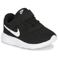 Chaussures Enfant Baskets basses Nike TANJUN TD Noir / Blanc