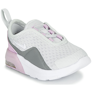Chaussures Fille Baskets basses Nike AIR MAX MOTION 2 TD Blanc / Rose