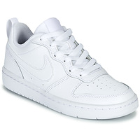 Chaussures Enfant Baskets basses Nike COURT BOROUGH LOW 2 GS Blanc