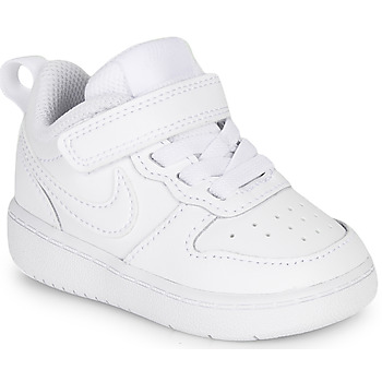 Chaussures Enfant Baskets basses Nike COURT BOROUGH LOW 2 TD Blanc