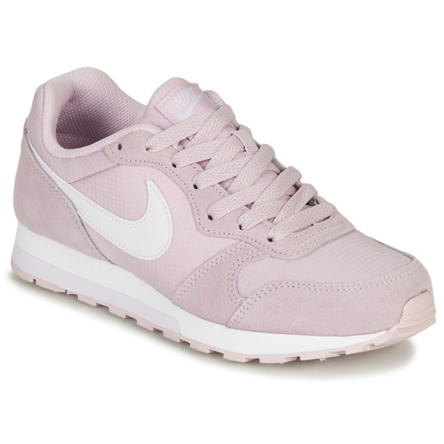 Chaussures Fille Baskets basses Nike MD RUNNER 2 PE GS Rose