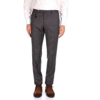 Vêtements Homme Pantalons de costume Incotex 1AT030 1394T Gris