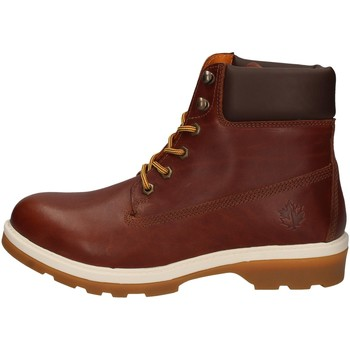 Chaussures Homme Boots Lumberjack SM70101-001 MARRON