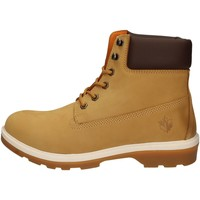 Chaussures Homme Boots Lumberjack SM70101-001 JAUNE