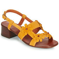 Chaussures Femme Sandales et Nu-pieds Chie Mihara QUESIA Jaune