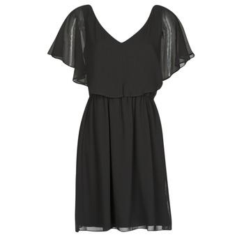 Vêtements Femme Robes courtes Naf Naf LAZALE Noir