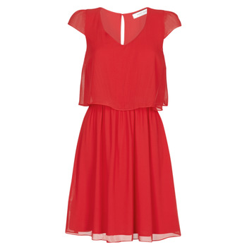 Vêtements Femme Robes courtes Naf Naf NEW JOEY Rouge