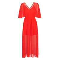 Vêtements Femme Robes longues Naf Naf CAMILLE R1 Rouge