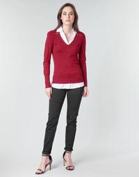 Vêtements Femme Pantalons 5 poches Morgan PETRA Noir