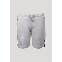 Vêtements Garçon Shorts / Bermudas Deeluxe Short BALL Light Grey Mel