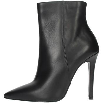 Chaussures Femme Bottines Elena Del Chio 6193 Noir