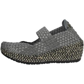 Chaussures Femme Escarpins Pregunta PWBOBBY Gris anthracite