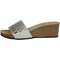 Chaussures Femme Mules Riposella 19515 Argent